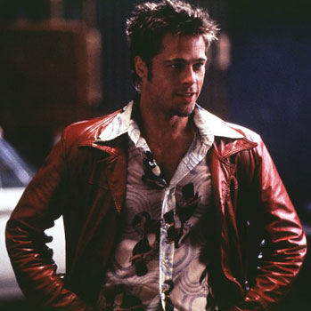 Brad Pitt-Fight Club Movie