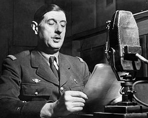 300px-de-gaulle-radio The 35 Greatest Speeches in History