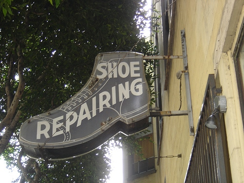 shoe repair How to Look Like a Million Bucks For Under $200