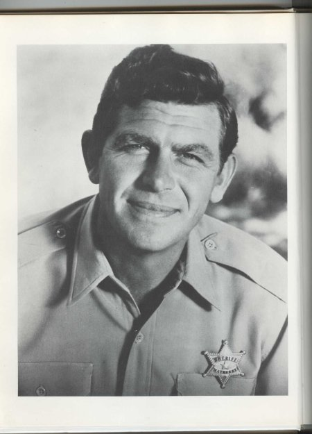 andy taylor andy griffith show