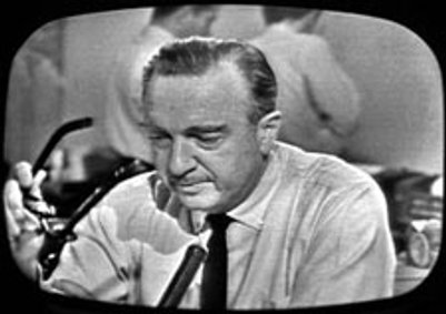 walter cronkite dies during jfk assasination