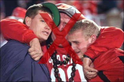 ohio state fans crying after loss