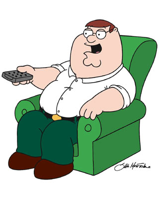 peter griffin family guy