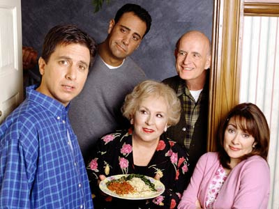 everybody loves raymond cast photo