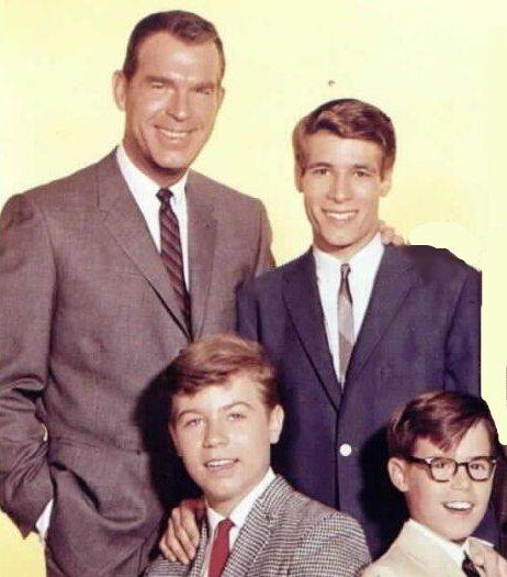steve douglas my three sons