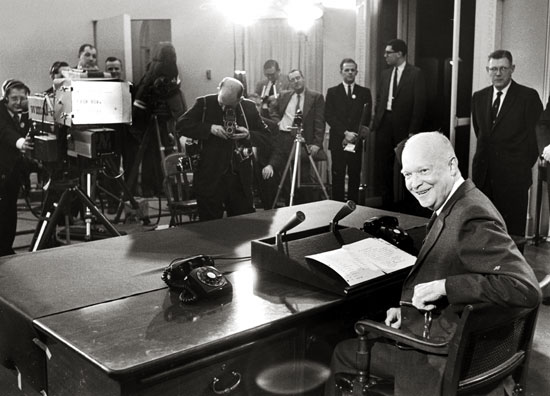 dwight d eisenhower farewell address 1961