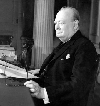 winston churchill blood sweat and tears 1940