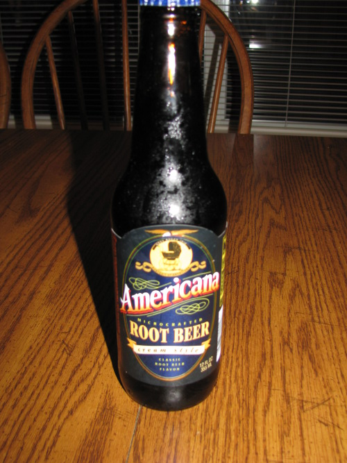 americana root beer reviews craft soda reviews