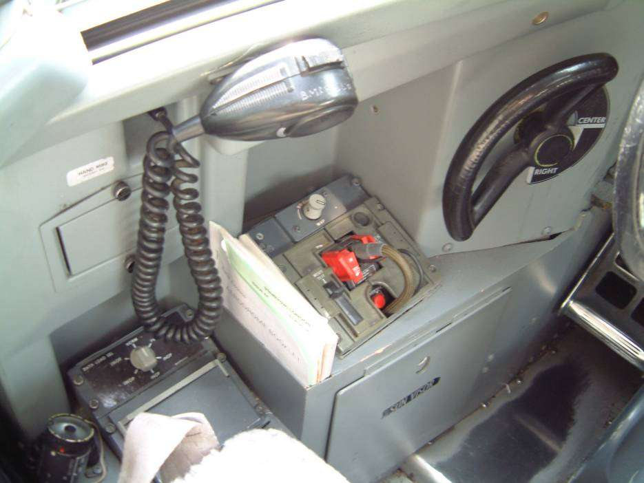 airplane radio close up photo cockpit