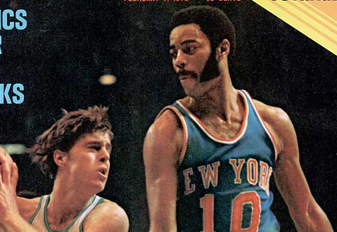 wal frazier knicks sideburns best facial hair