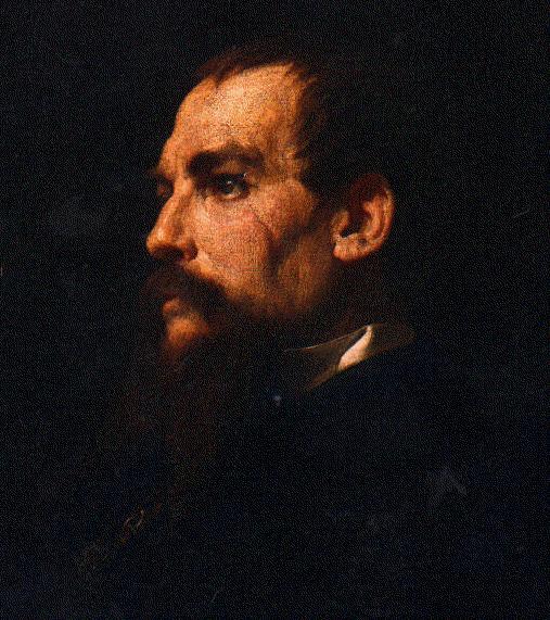 Richard Francis portrait.