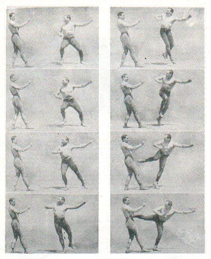 vintage bartitsu chasse-croise kicks late 1800s
