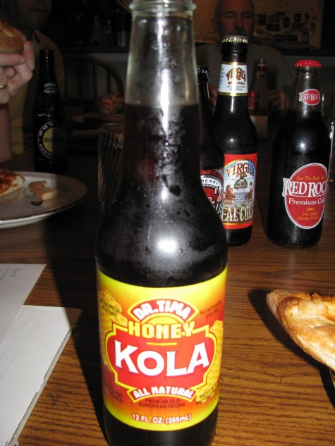 dr tima honey kola all natural best soda
