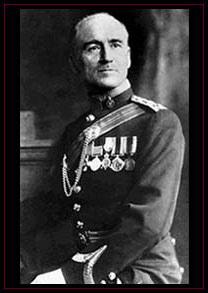 john henry patterson military portrait full uniform
