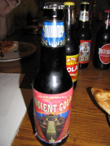 journey ancient cola best soda review