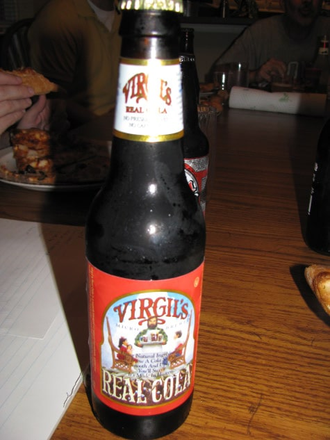 virgil's real cola best soda review