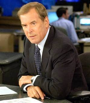 peter jennings news anchor anchorman at desk