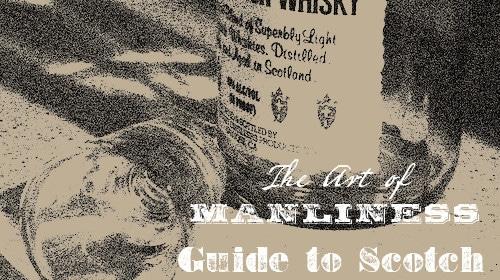 Scotch - Magazine cover