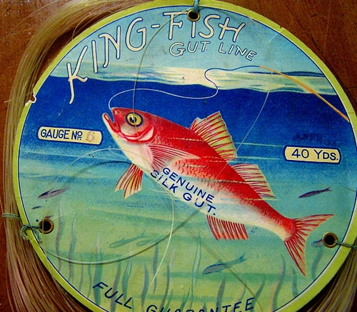 king-fish gut line fishing tools