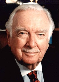 walter cronkite tv anchorman famous mustache facial hair