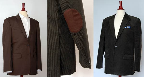 Examples of a Sports Jacket