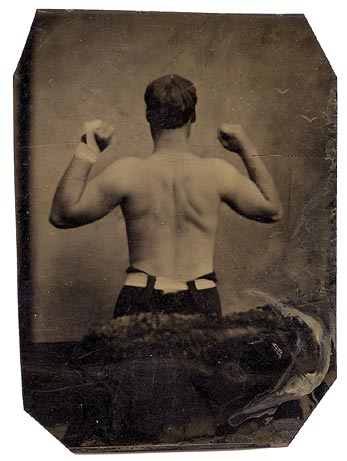vintage bodybuilder back view muscles bacne