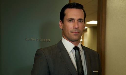 Don Draper jon hamm haircut instructions