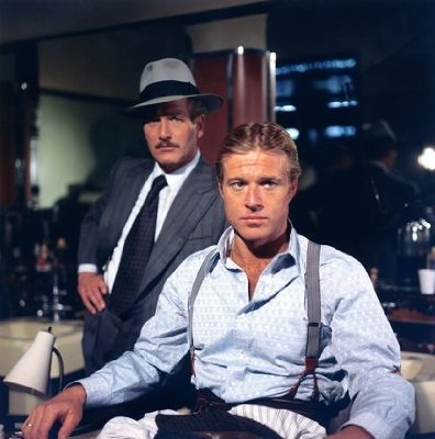 the sting movie paul newman robert redford