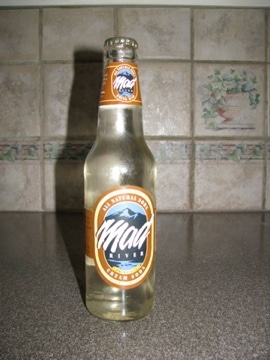 mad river cream soda review pop bottle