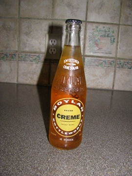 boylan's cream soda review pop bottle