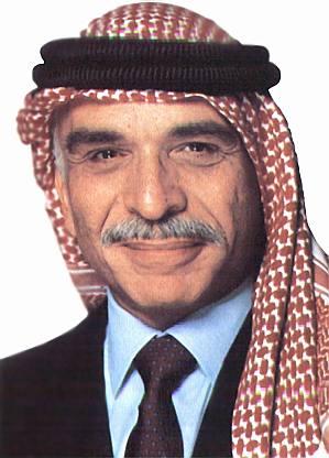 Hussein bin Talal king of jordan famous mustache