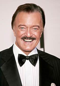 robert goulet singer famous mustache facial hair