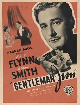 gentleman jim movie poster best boxing films