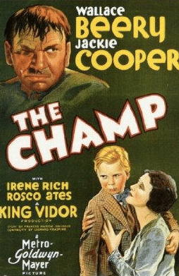 the champ movie poster best boxing films