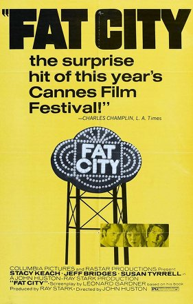 fat city movie poster best boxing films