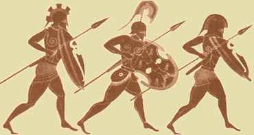 Ancient Spartan Helot Killing male rite of passage