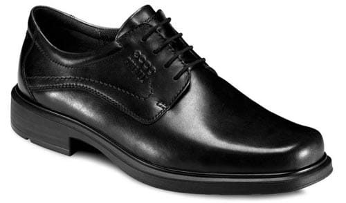 Ecco Berlin GTX black leather dress shoe