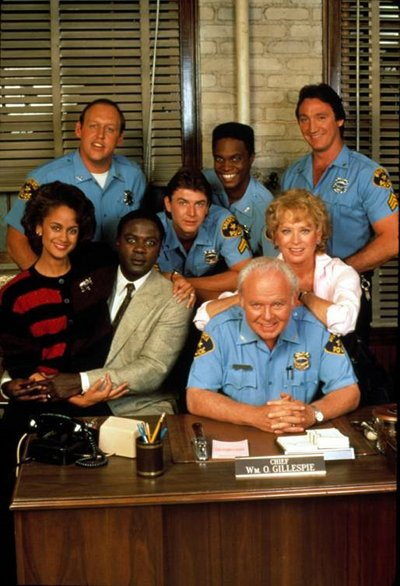 in the heat of the night cast classic cop tv show