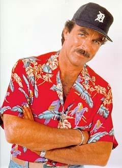 tom selleck magnum pi classic cop detective tv show