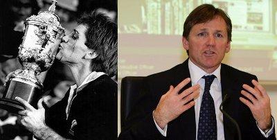 david kirk rugby star scholar businessman dual photo