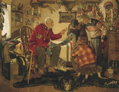tales of the force arnold friberg