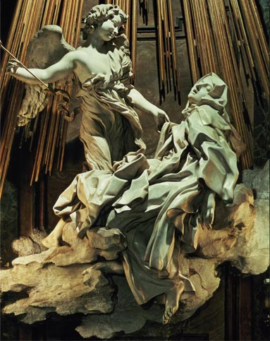 The Ecstasy of St. Teresa Giovanni Lorenzo Bernini 1652