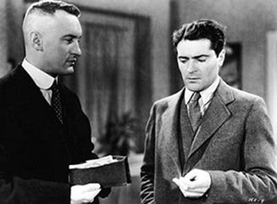 gregory peck movie star mooching money from friend