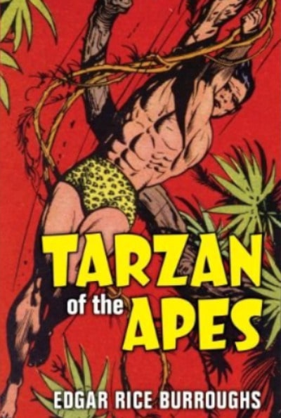 tarzan of the apes cover edgar rice burroughs