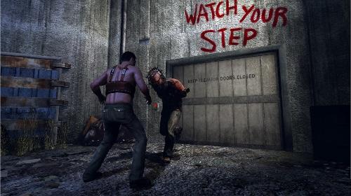 video game saw II screenshot producer