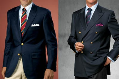 blazer jacket types
