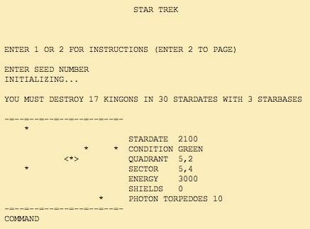 star trek video game code script