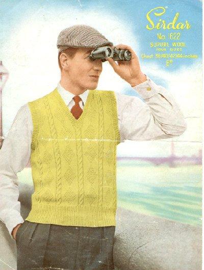 Hướng dẫn cách chọn áo len cho nam