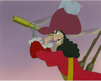 captain hook pencil mustache cartoon screenshot