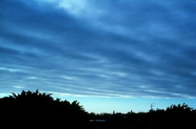 stratus clouds example identify forecast weather